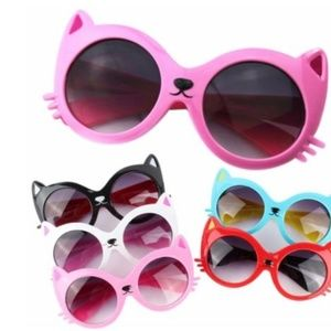 """Other - Boutique baby sunglasses black frame """"cat eyes"""""""